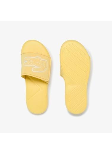 Lacoste Terlik Sarı